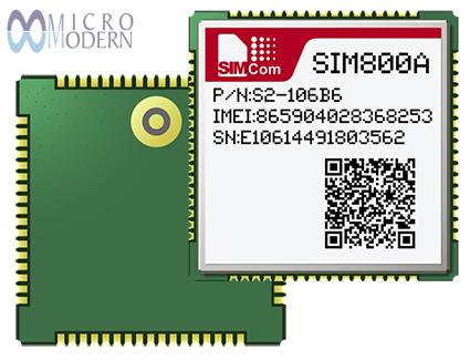 Simcom SIM800A