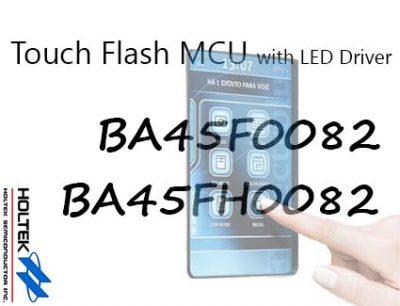 آموزش میکروکنترلر BS66F340 SSOP28