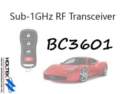 آموزش آی سی BC3601 QFN24