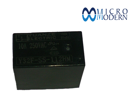 Relay Y32F-SS-112HM 12V 10A Silver Plate