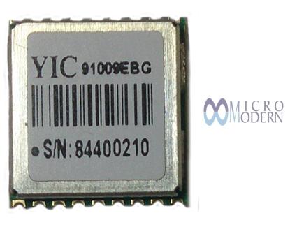 GPS GLONASS Receiver Module YIC91009EBGG-U8