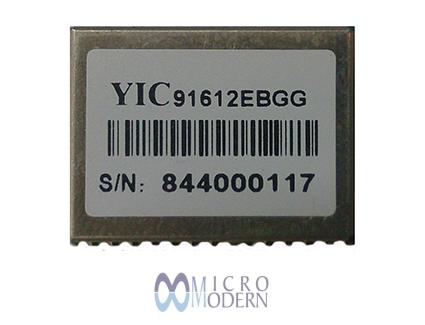 GPS GLONASS Receiver Module YIC91612EBGG-U8