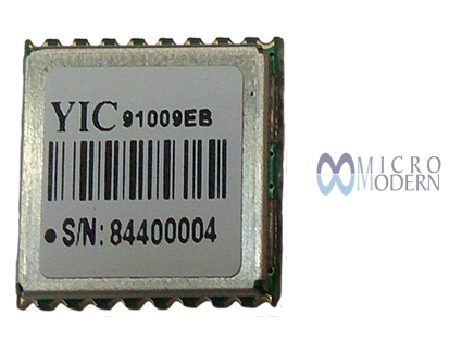 GPS GNSS Receiver Module YIC91009EB