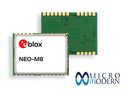 GNSS Module ublox NEO-M8M