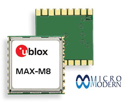 GNSS Module ublox MAX-M8C