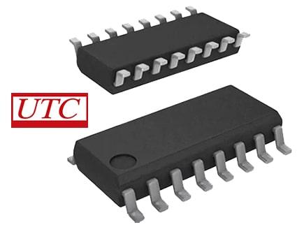 UTC ULN2003G SOP16 Darlington Transistor