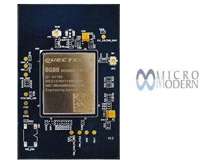 Quectel BC66-TE-B KIT / شرکت میکرو مدرن نمایندگی رسمی ماژول Quectel