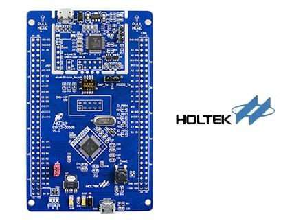 HT32F52253 Starter KIT