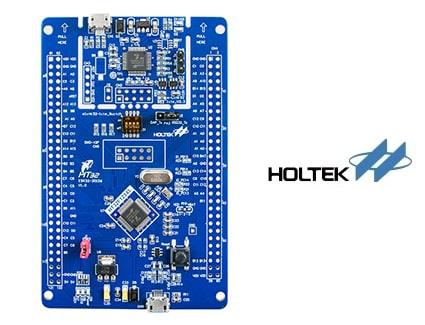 HT32F12345 Starter KIT