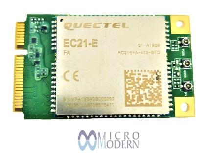 Quectel EC21-E Mini PCIe