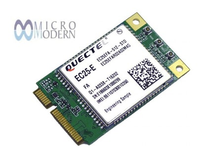 Quectel EC25-E MINIPCIE