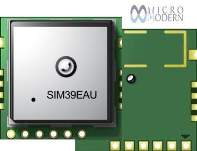 معرفی ماژول SIM39EAU GPS شرکت SIMCOM
